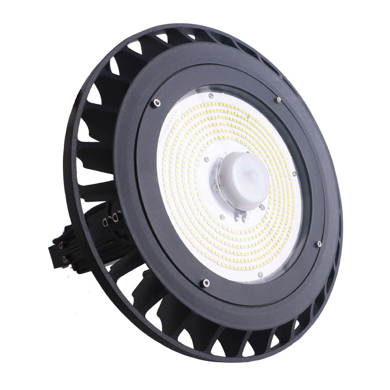 Led Sensor High Bay Ufo Style Astral Series From Optitech